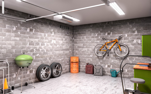 Tips on How to Clean a Garage