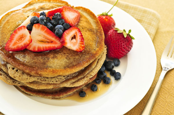 buckwheat pancakes recipe easy