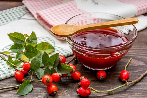 rose hip marmalade recipe