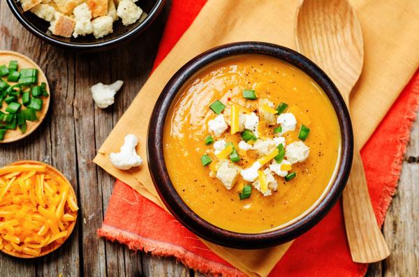 sweet potato soup recipe easy