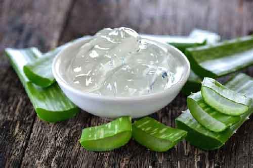Aloe Vera Peel Off Gel