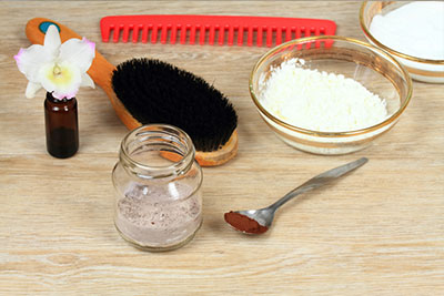 How to make shampoo Chamomile homemade