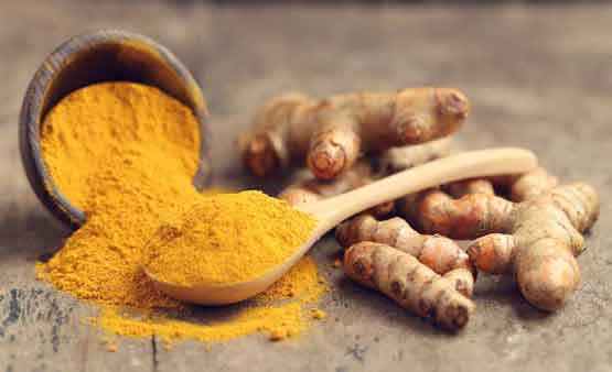 using turmeric for dyeing remedies