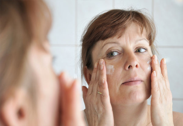 The three steps to healthy skin are to keep it clean