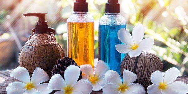 Hair waking shampoo natural