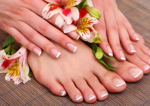 6 Types of Manicures and Pedicures