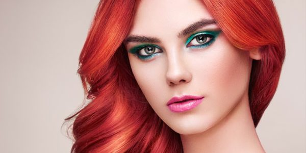 How to color your hair naturally at home