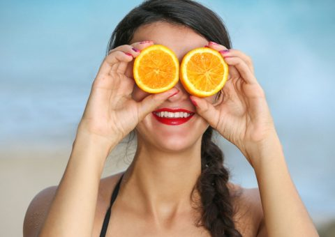 Vitamins and minerals for the skin