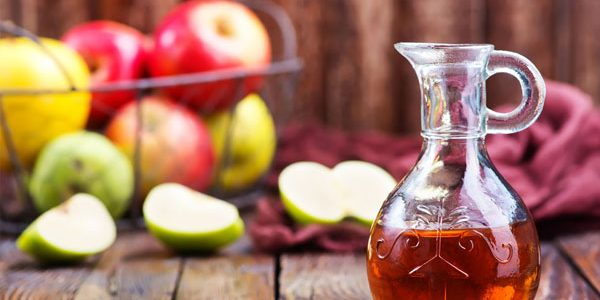 Here's why apple cider vinegar is great for hair