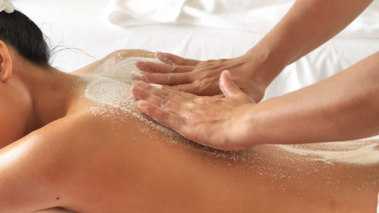 benefits of using a body scrub