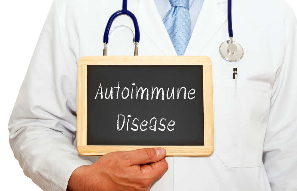 You may have an autoimmune disease