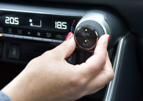 car's air conditioner