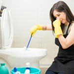 Learn how to get rid of bad toilet odor